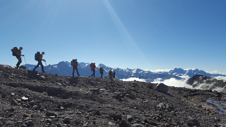 4-kazbegi Mountain